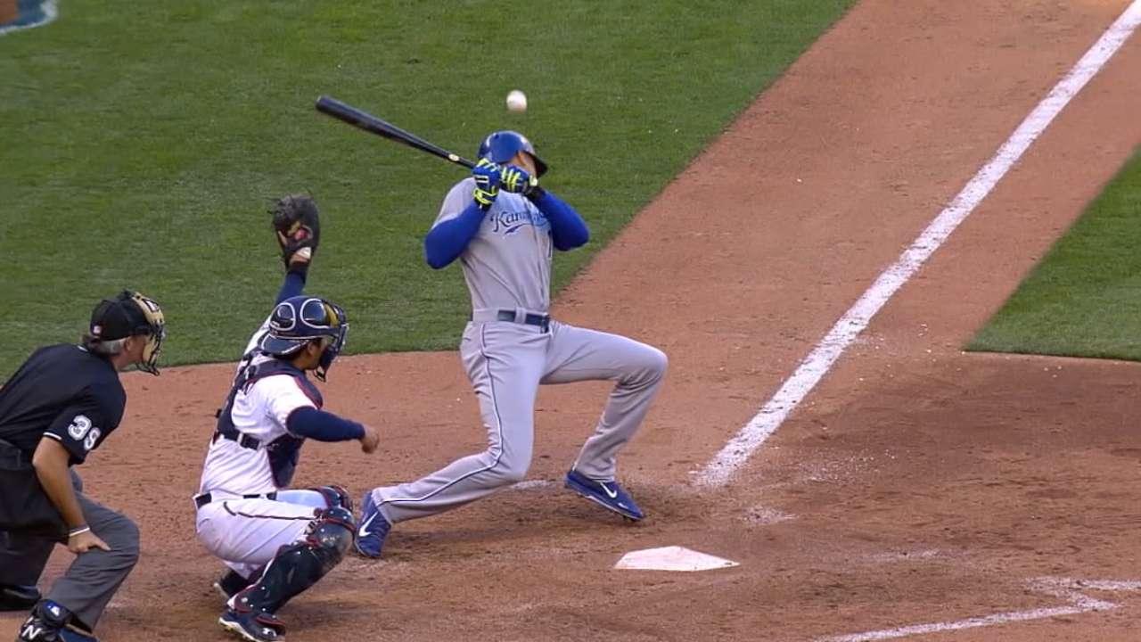 MLB Now on Rios' injury