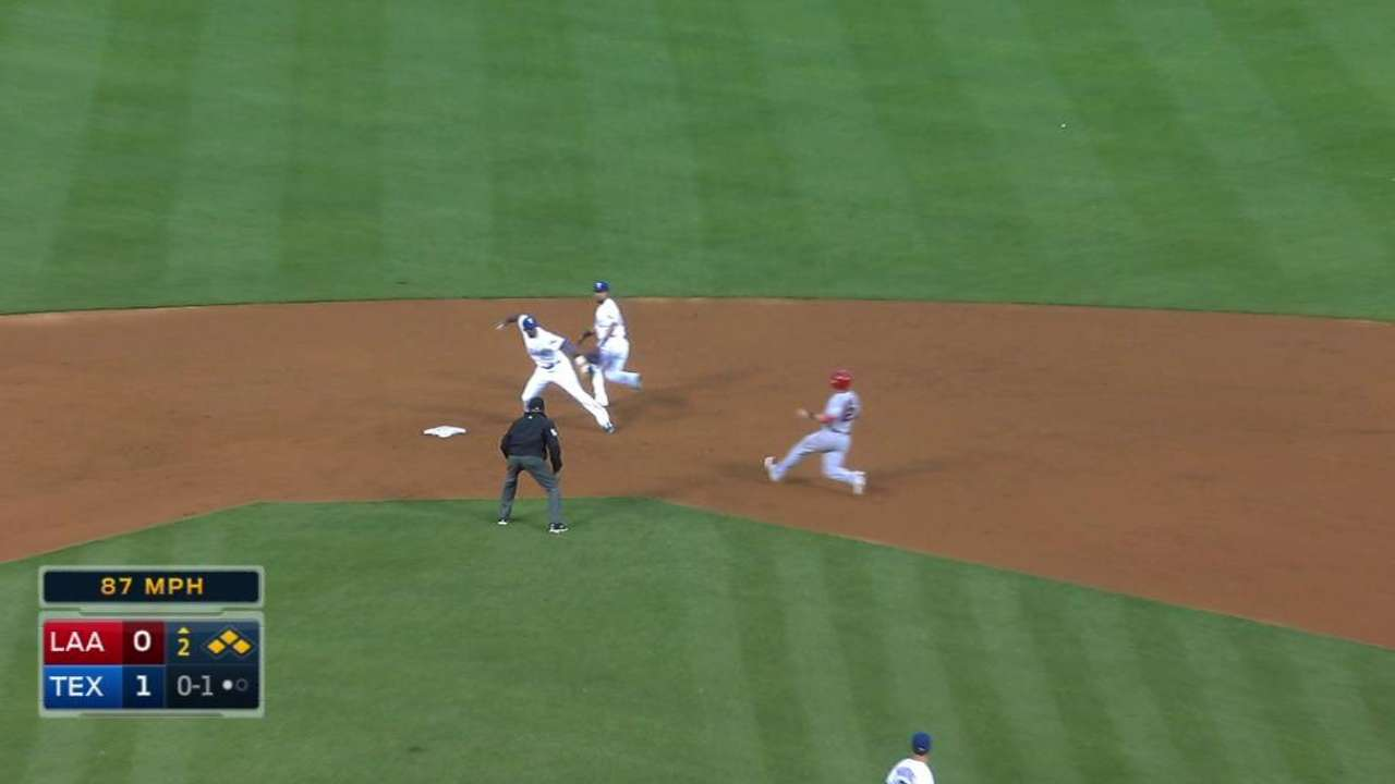 Martinez induces bases-loaded DP