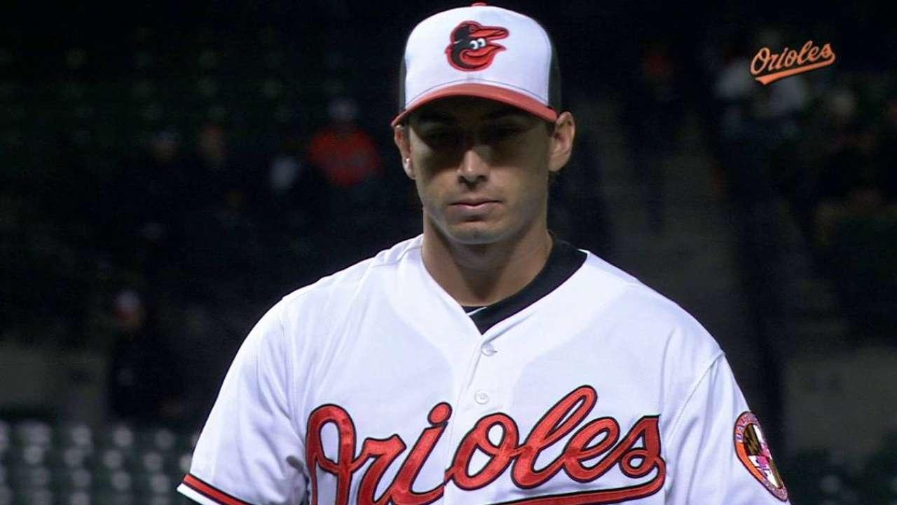 Gonzalez strikes out side