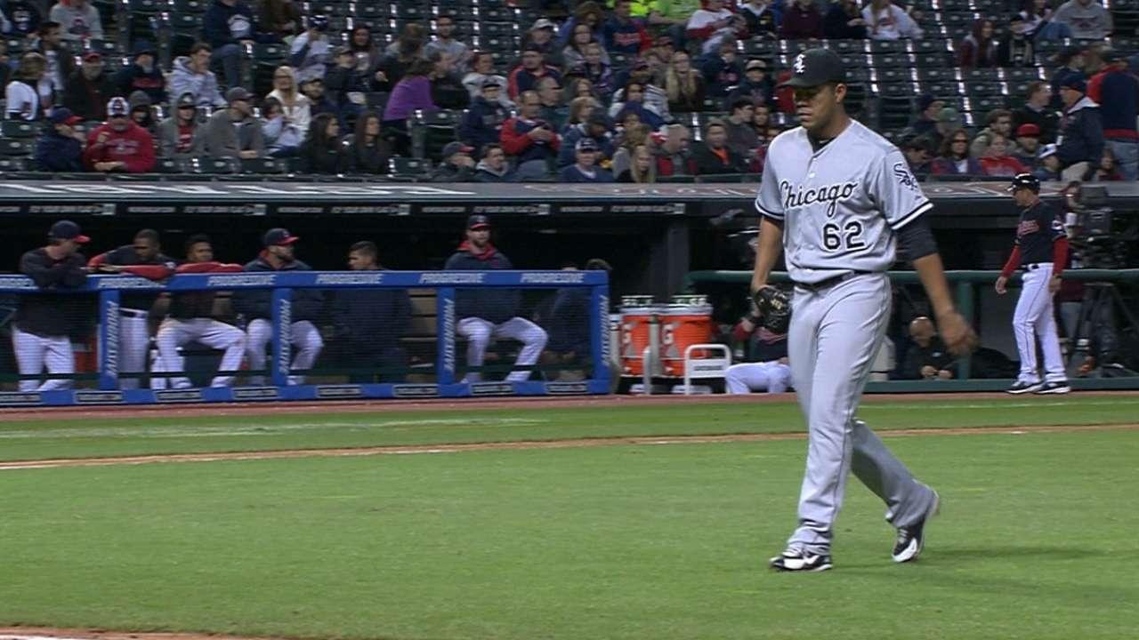Quintana se reivindica y White Sox superan a Indios