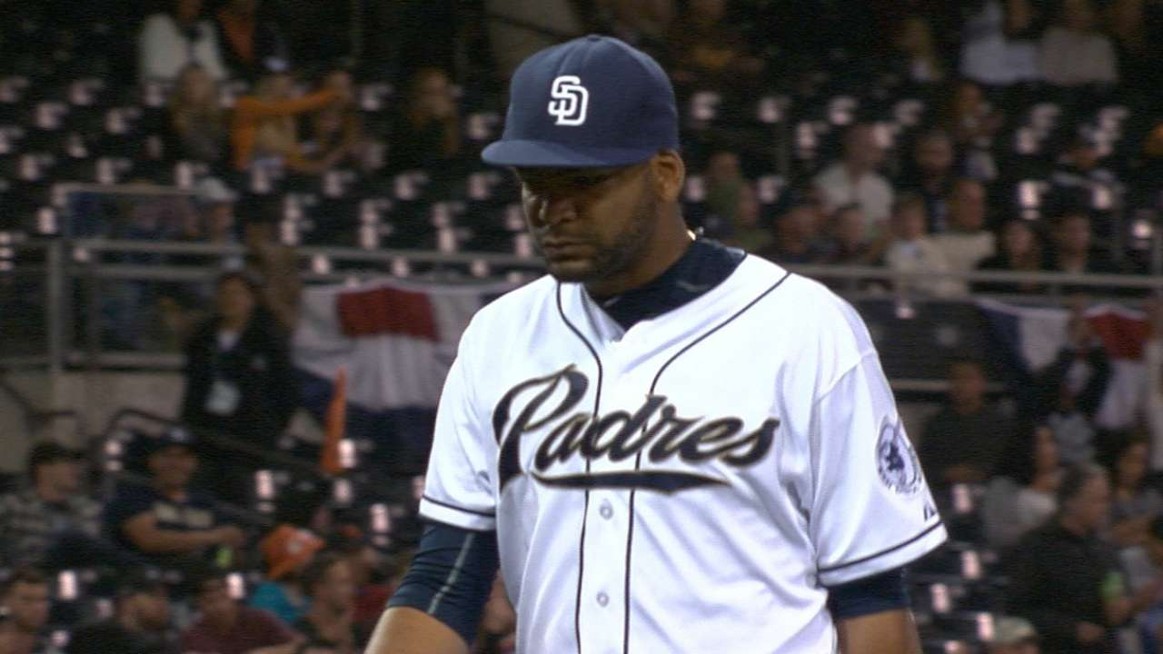 Despaigne remains in Padres' rotation plans