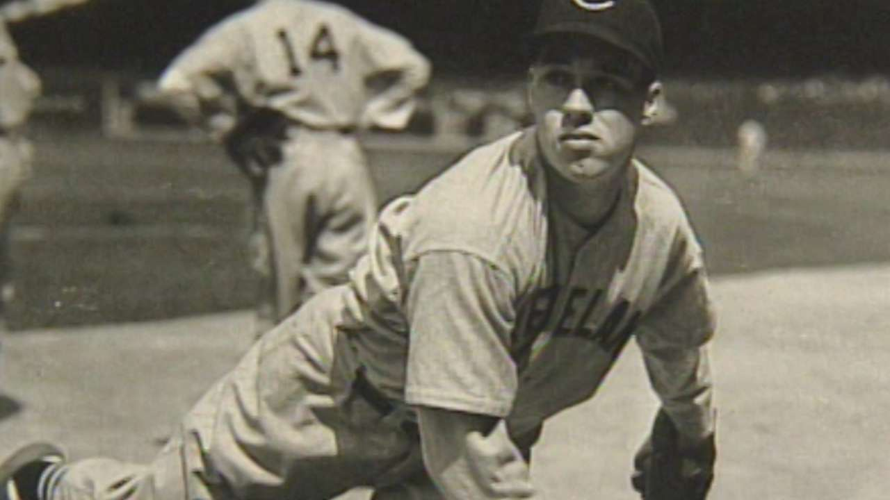 #TBT: Feller tosses the one and only Opening Day no-hitter