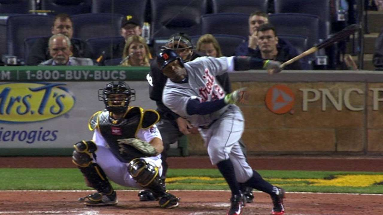 Rajai reflects on Jackie's legacy, then homers