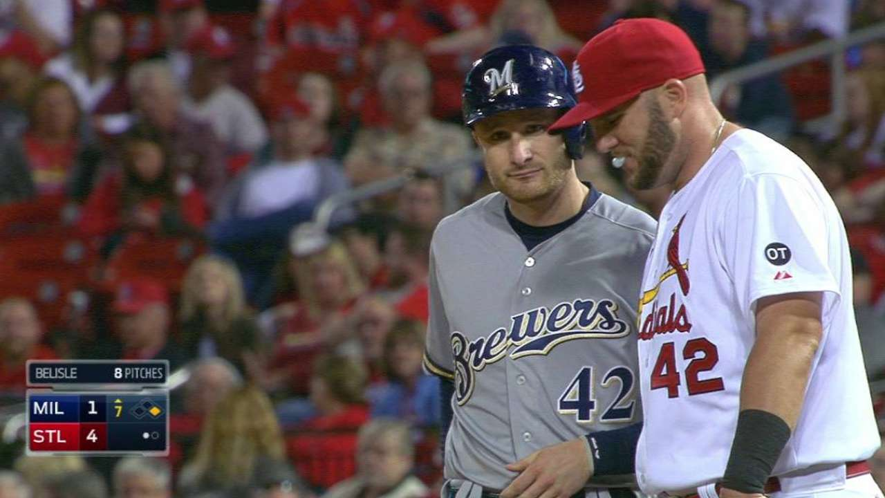 Lucroy finding his groove