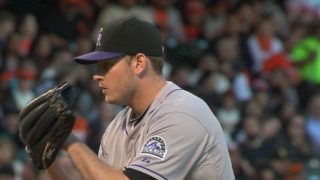 Matzek goes six innings