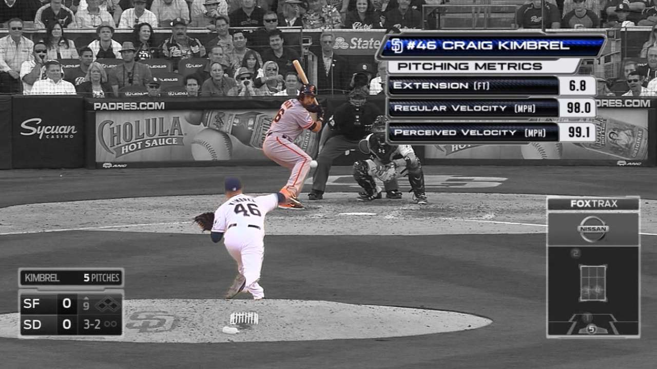 MLB Tonight: Statcast demo