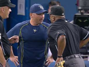 TB@TOR: Rays, Blue Jays get heated after beanballs