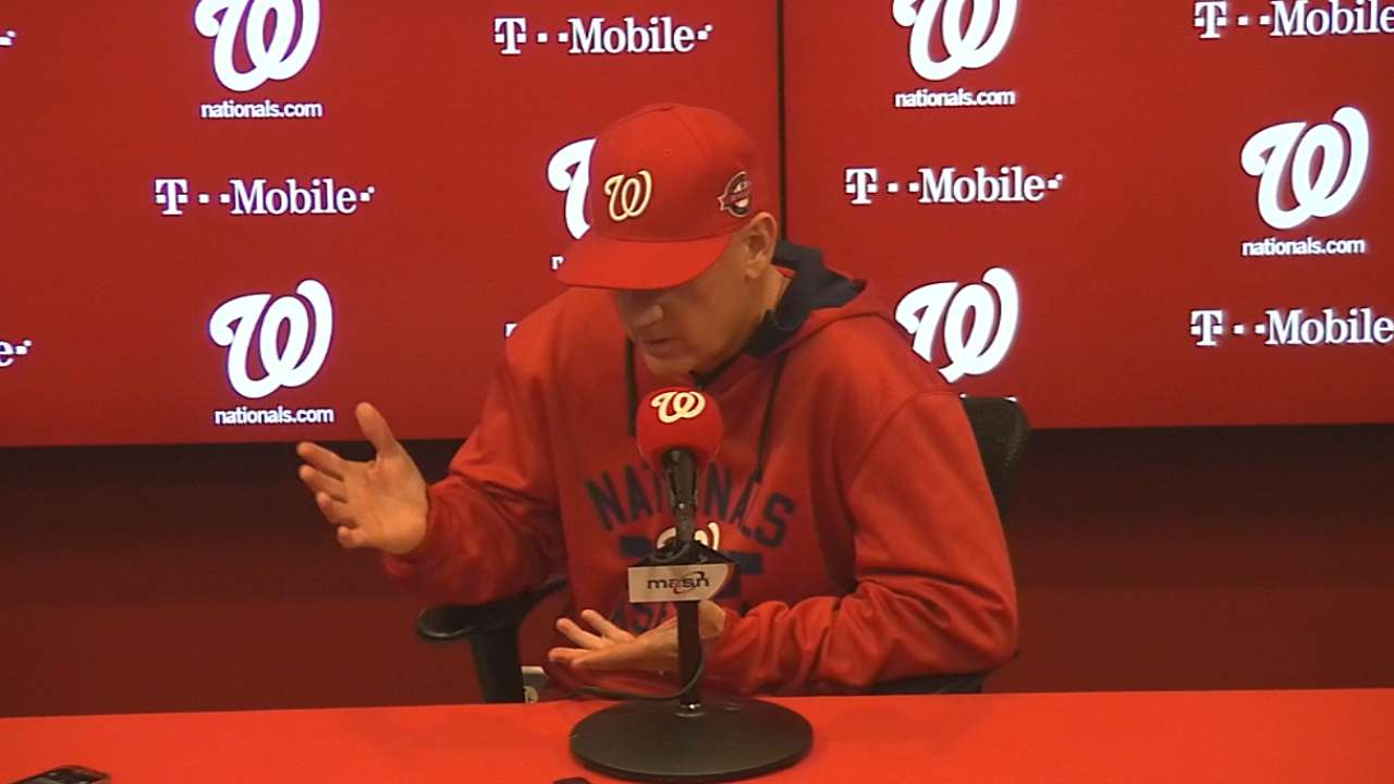 Williams on Fister, Taylor