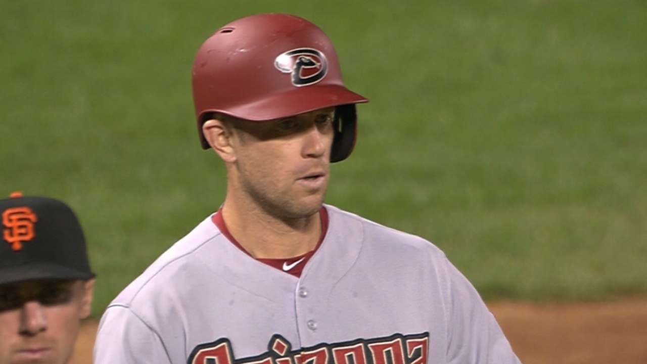 Hale second-guesses Inciarte's steal in front of Goldy