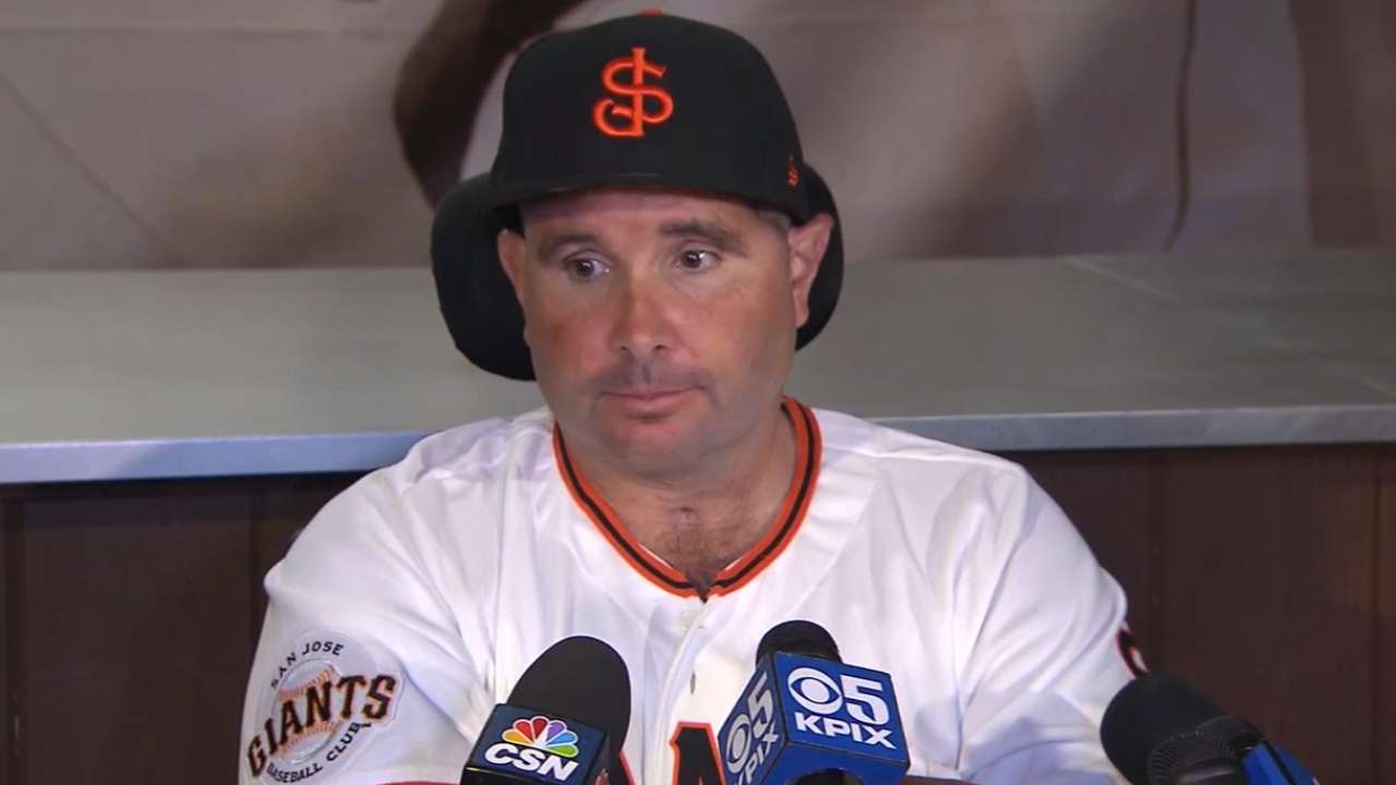 Bryan Stow on first pitch honor