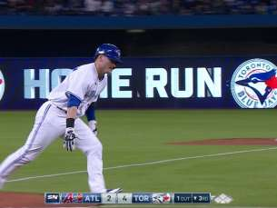 ATL@TOR: Donaldson blasts a go-ahead homer to right