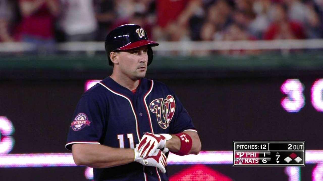 Zimmerman's two-run double