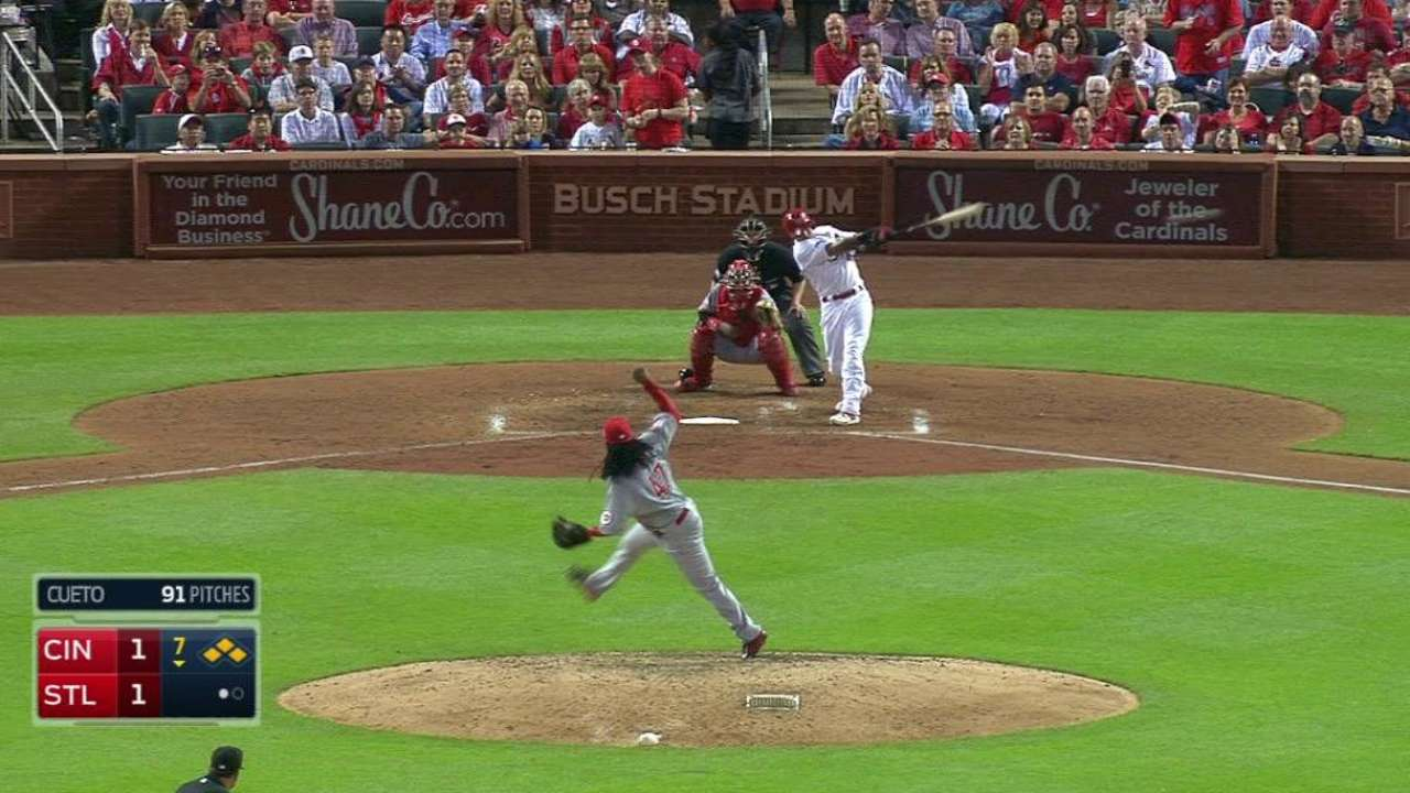 Molina's bases-clearing double