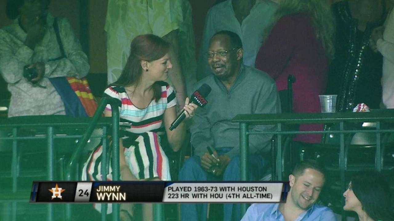 Wynn on Astrodome's history