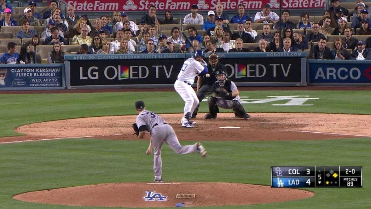 Gonzalez's second RBI double