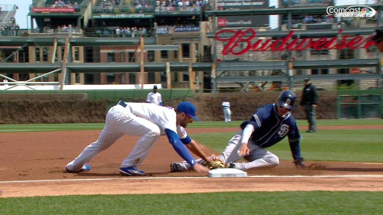 Coghlan throws out Myers
