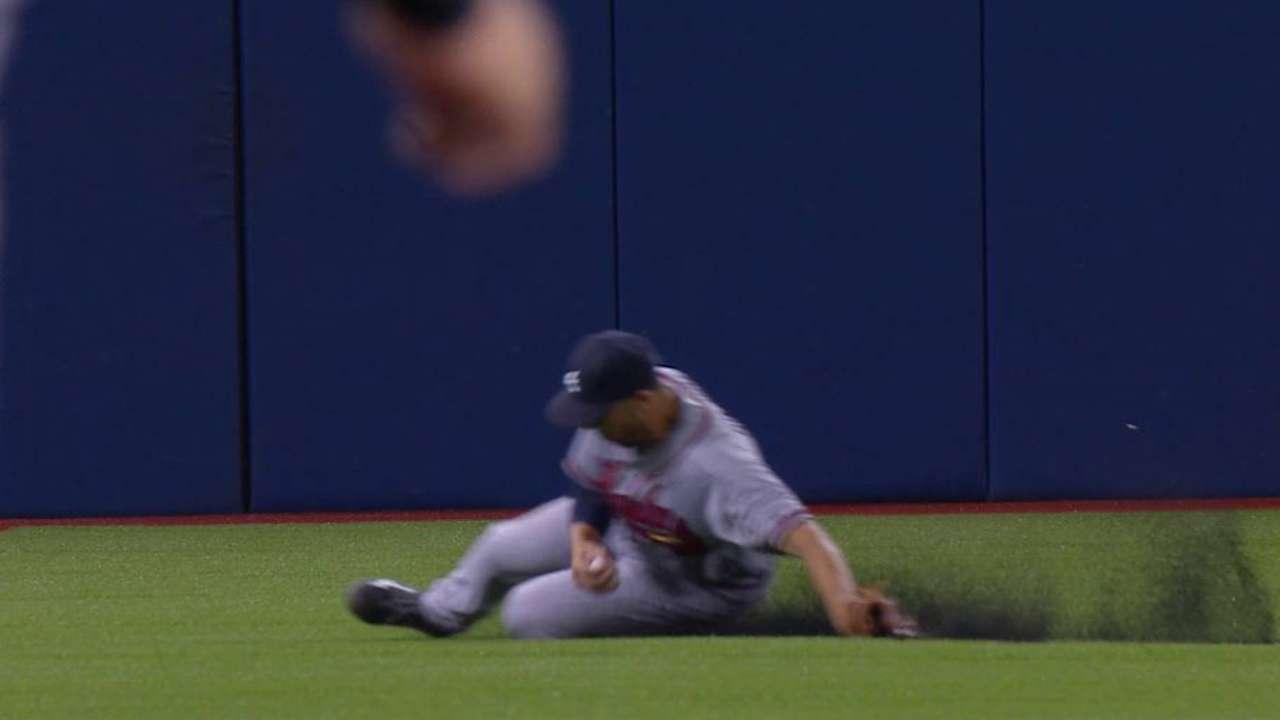 Simmons' sliding stop