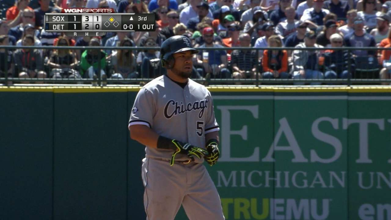 Cabrera's four-hit day
