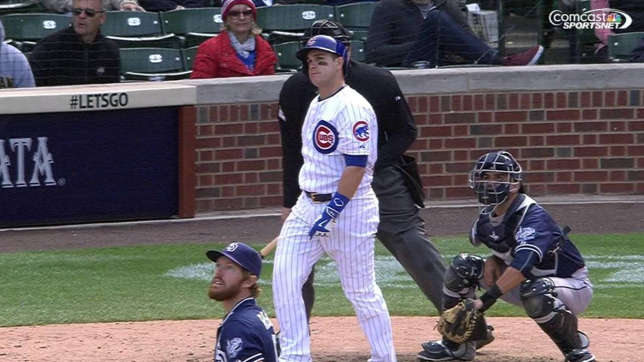 Montero clubs pair of homers to help lead Cubs