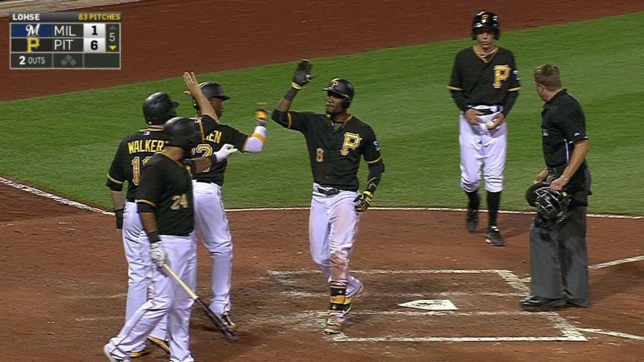 Marte turns around slow start in a hurry