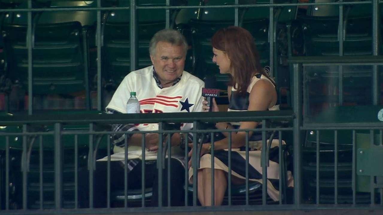 Ron Brand talks Astrodome