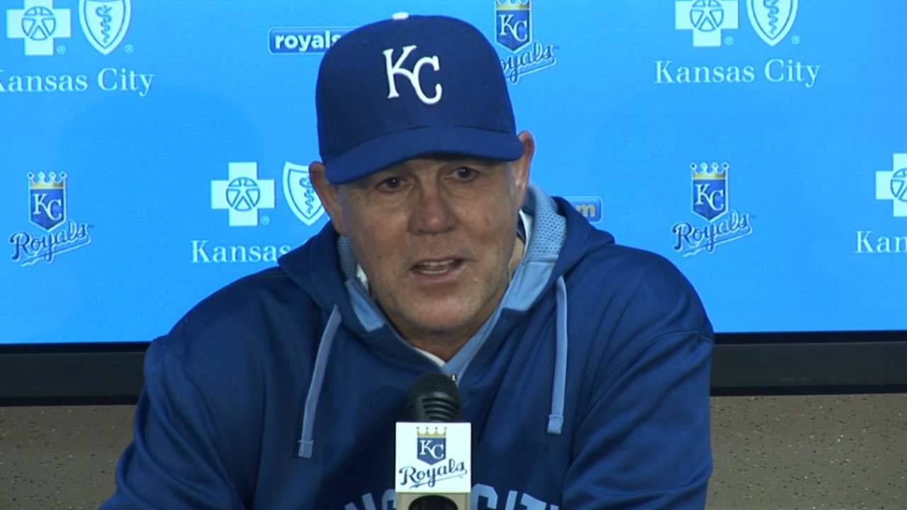 Yost expects to hear from league on Ventura