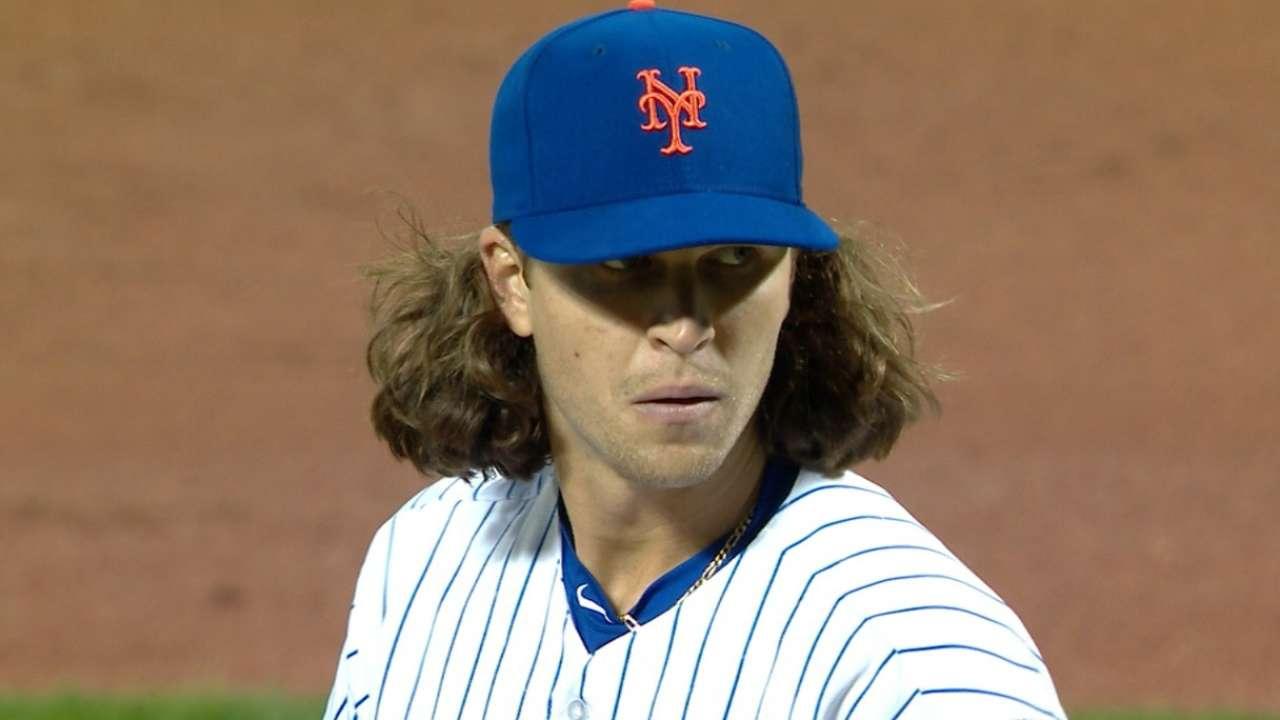 deGrom's scoreless streak, Mets' seven straight wins spark hope