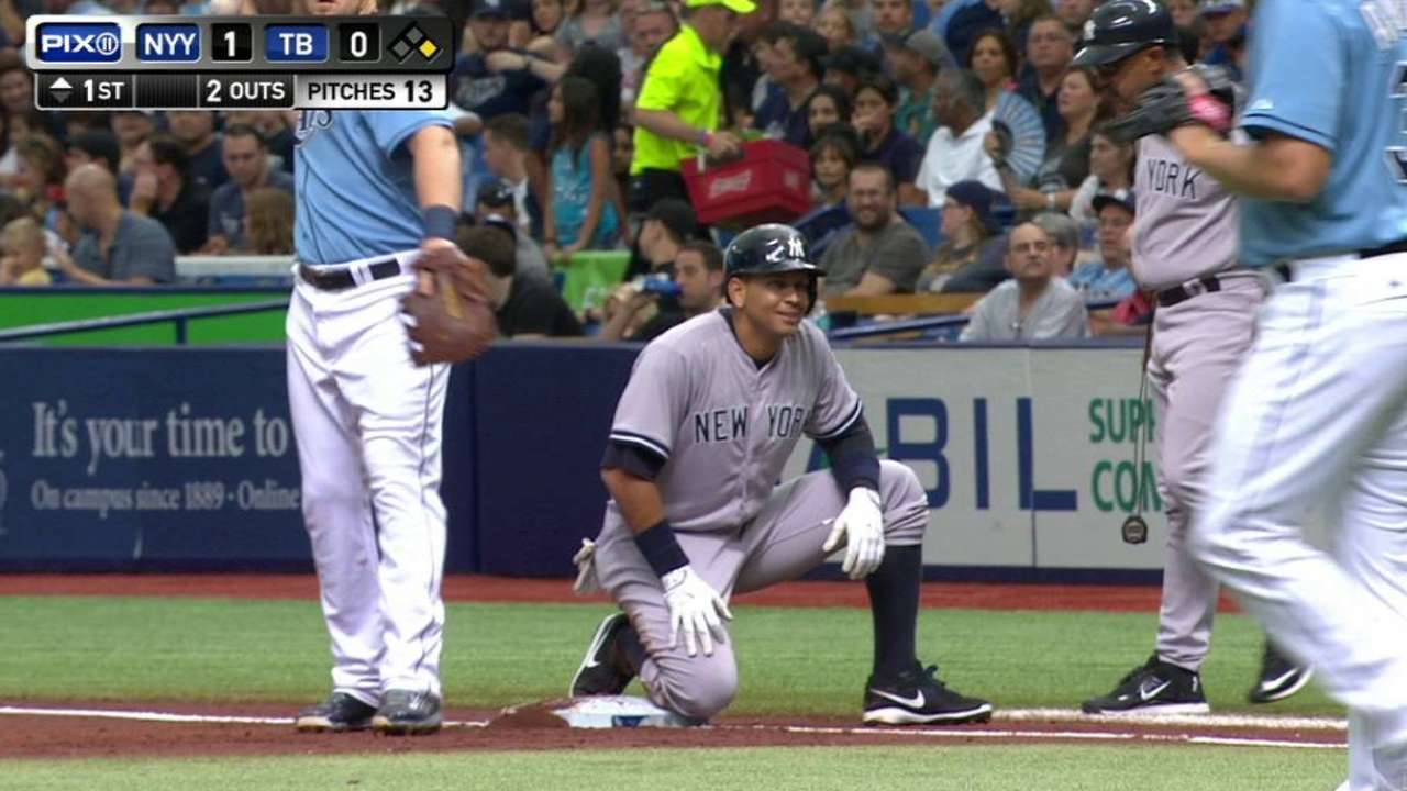 All cylinders clicking as Yankees find groove