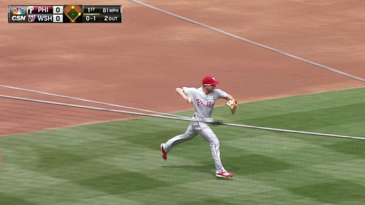 Buchanan makes strides, laments rocky inning