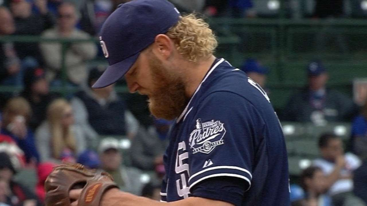 Cashner regroups after rough first, gets first win