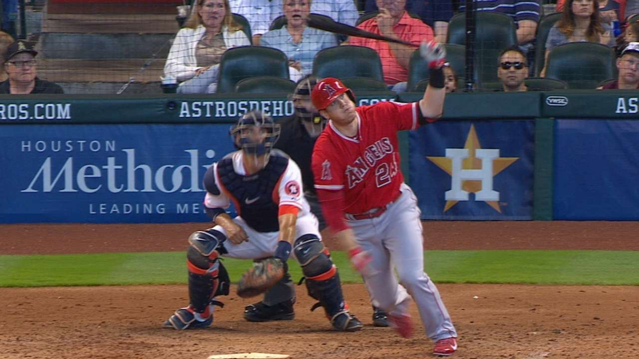 Angels shake off early-season offensive struggles
