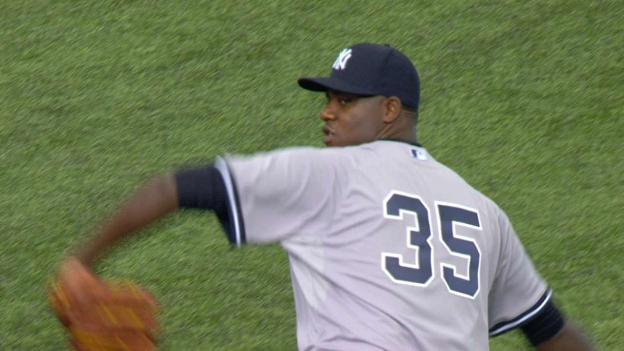 Pineda's solid start