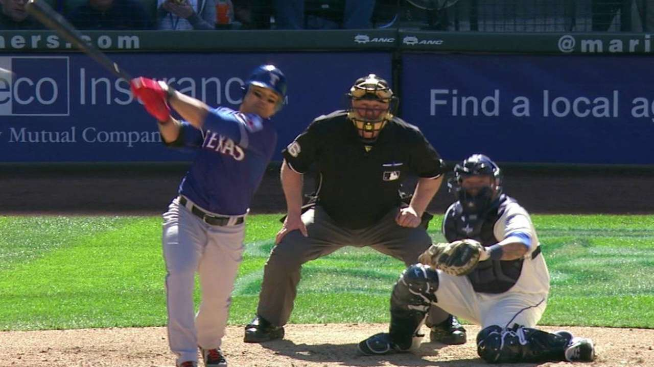 Choo searches for answers to turn around slump