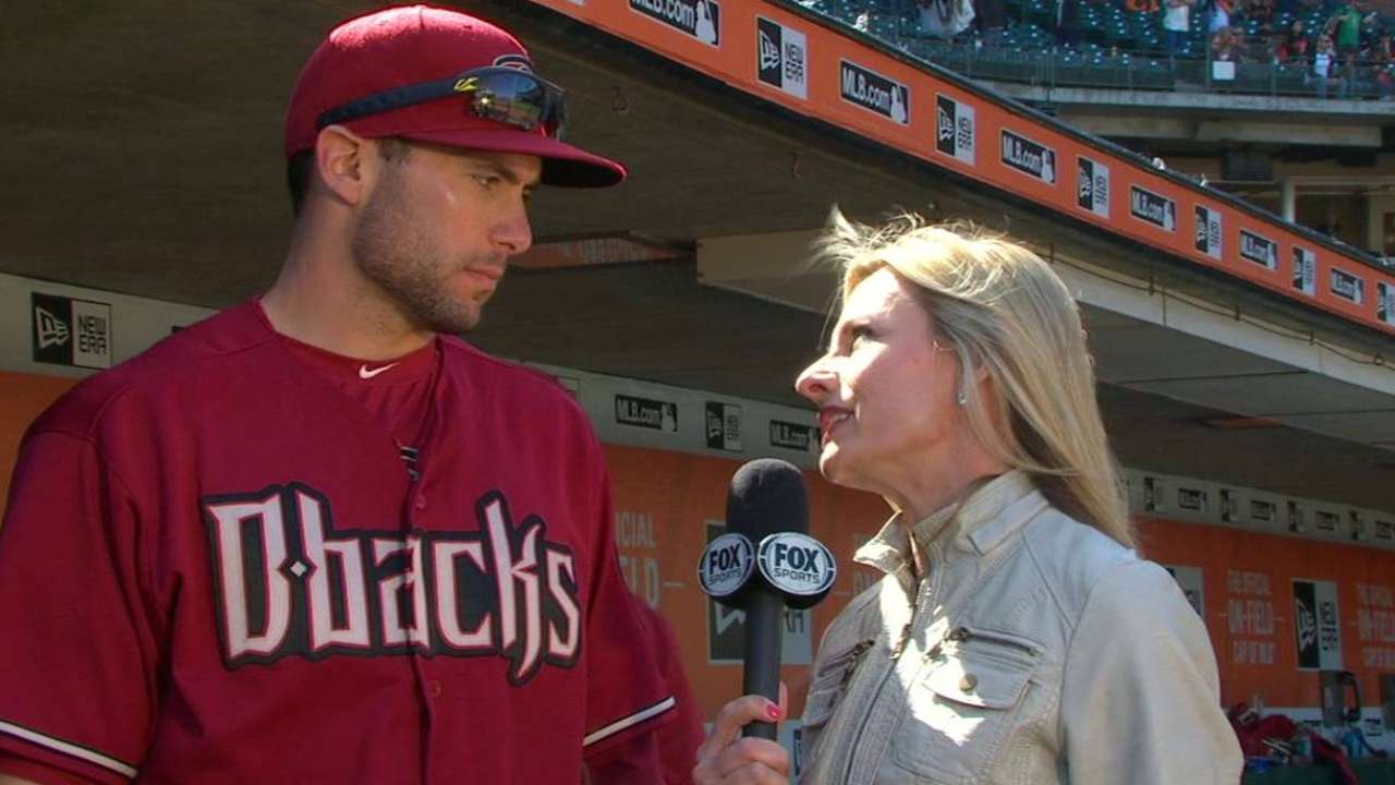 D-backs pleased with success early in season
