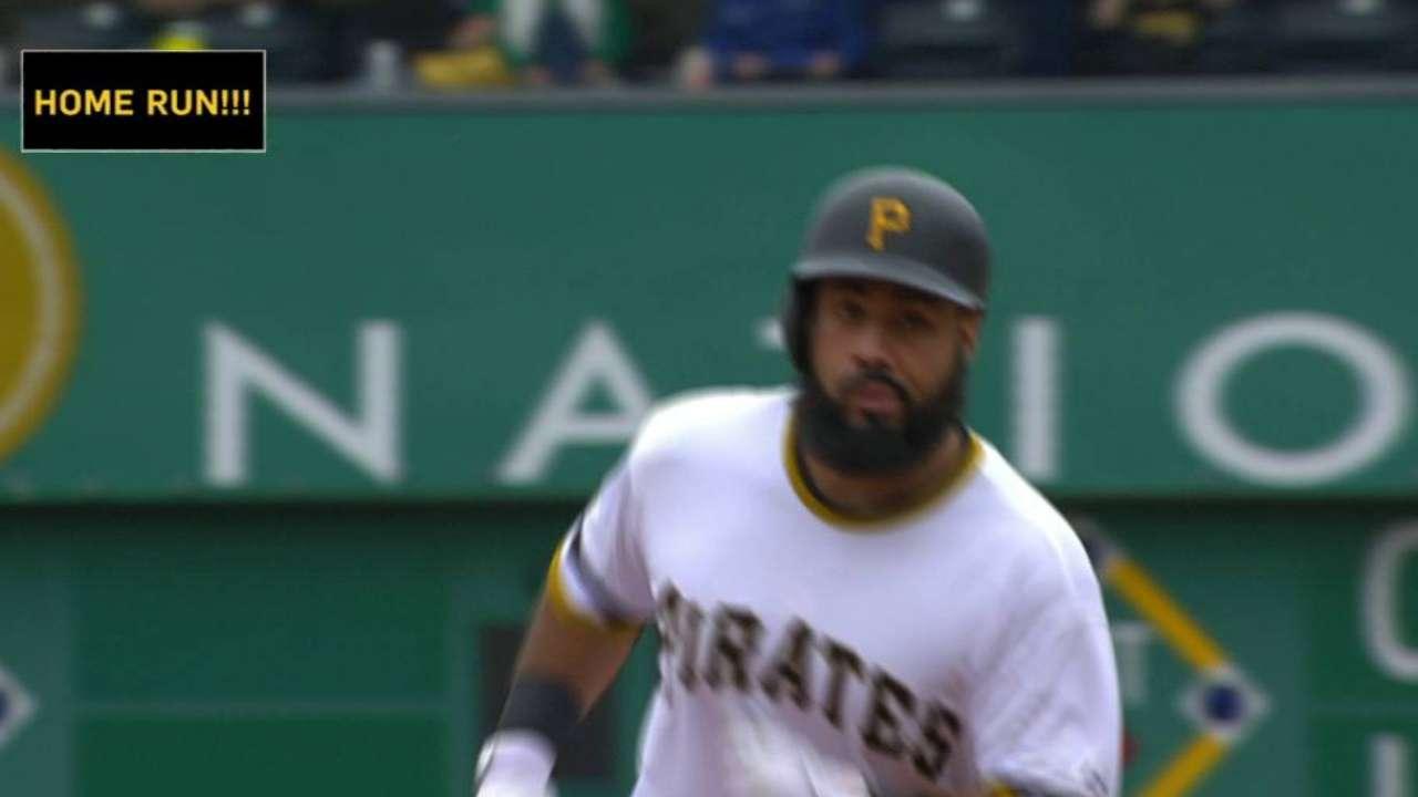 Pirates' fastball-hitting reputation changing foes' plan
