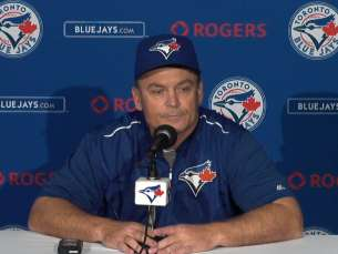 ATL@TOR: Gibbons discusses loss to the Braves