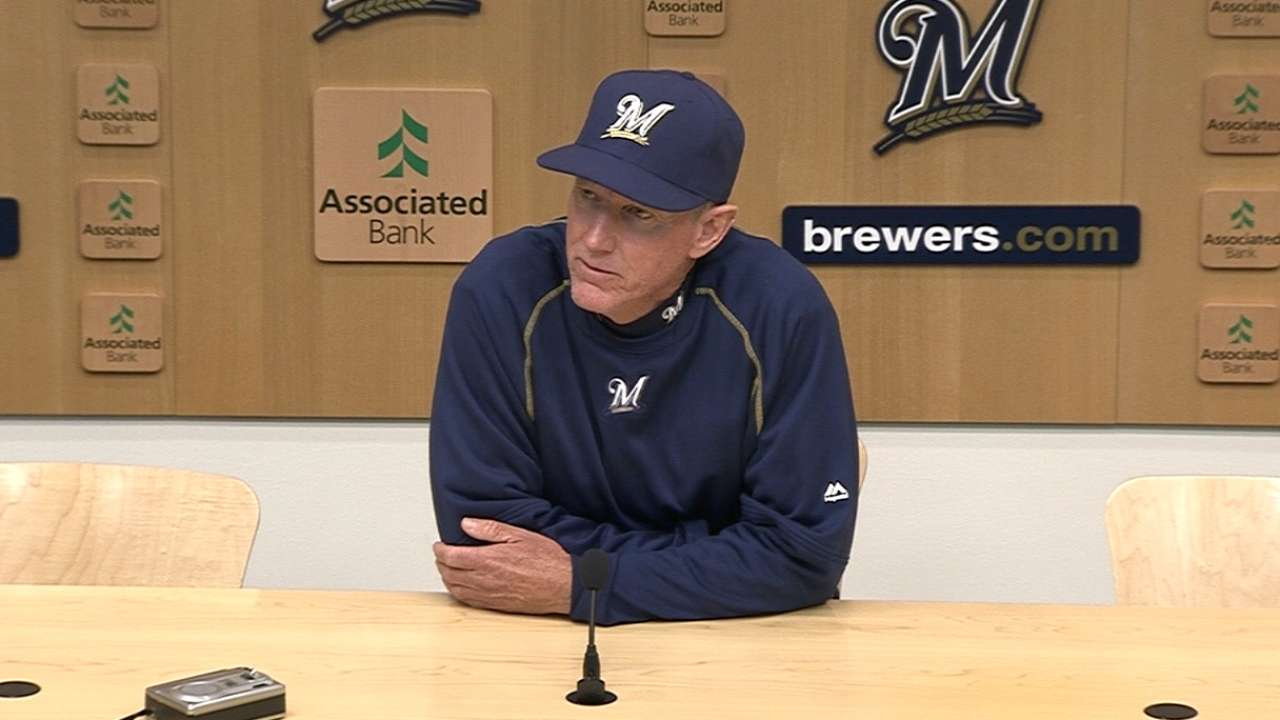 Brewers stay positive in face of dismal numbers