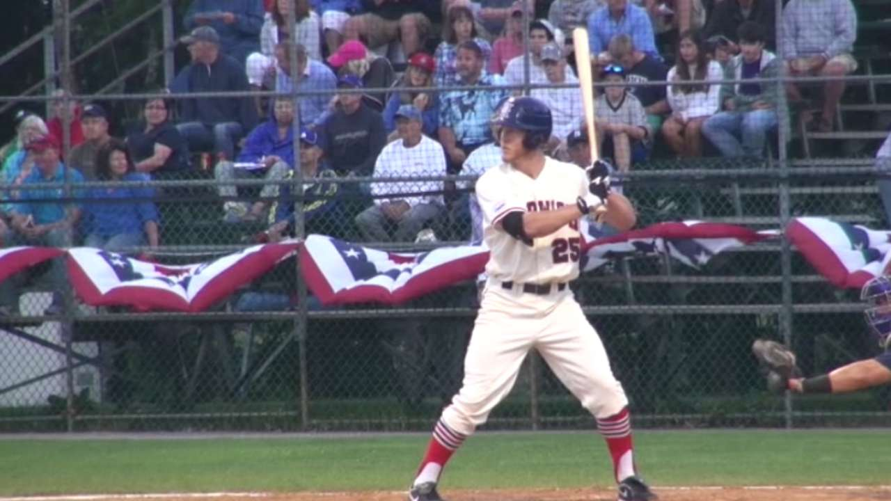 Top prospects step up in Super Regionals