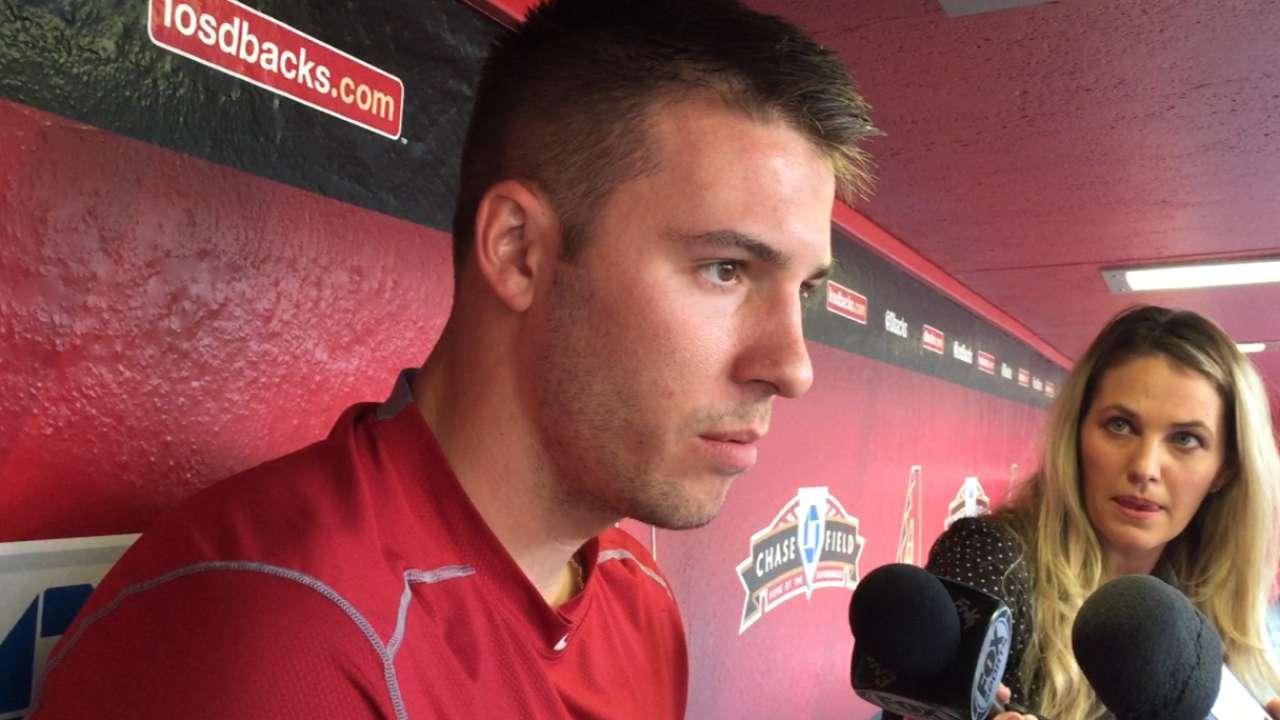 Corbin on track for June return to rotation