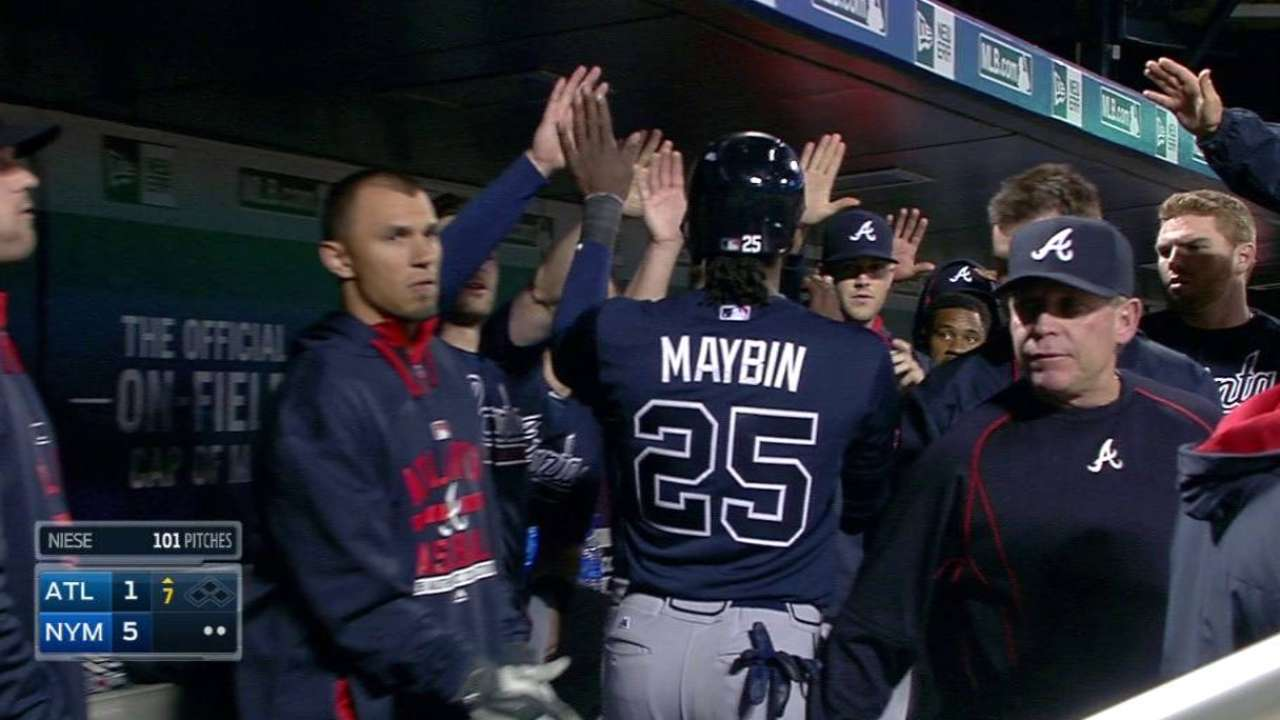 Maybin gets homer after review