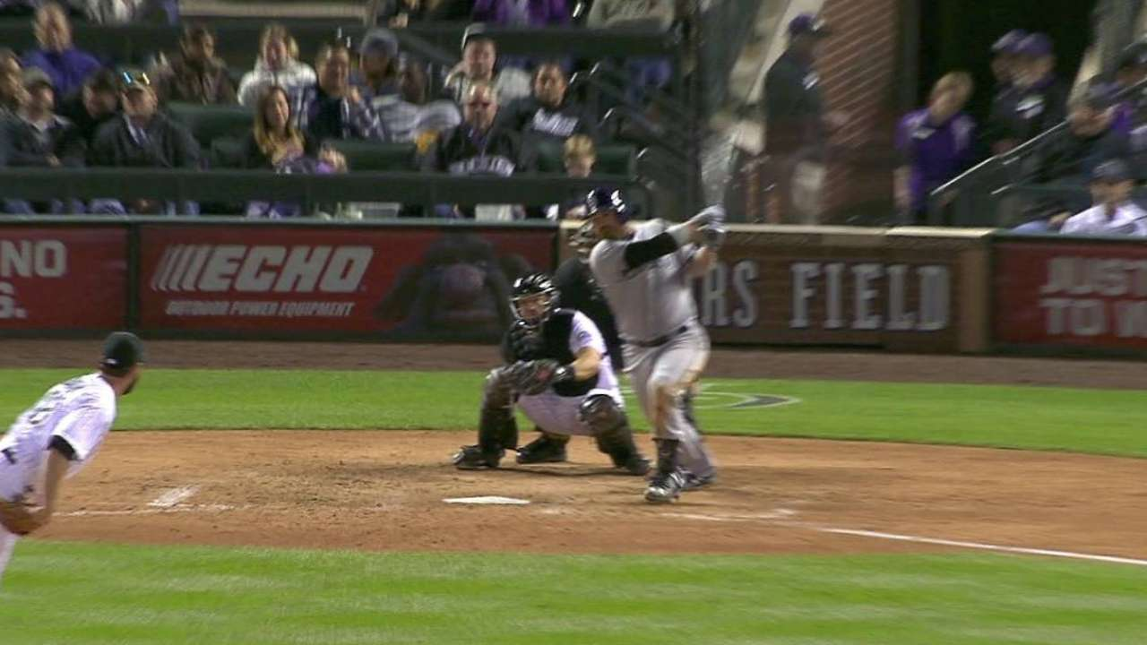 Norris' go-ahead, two-run double