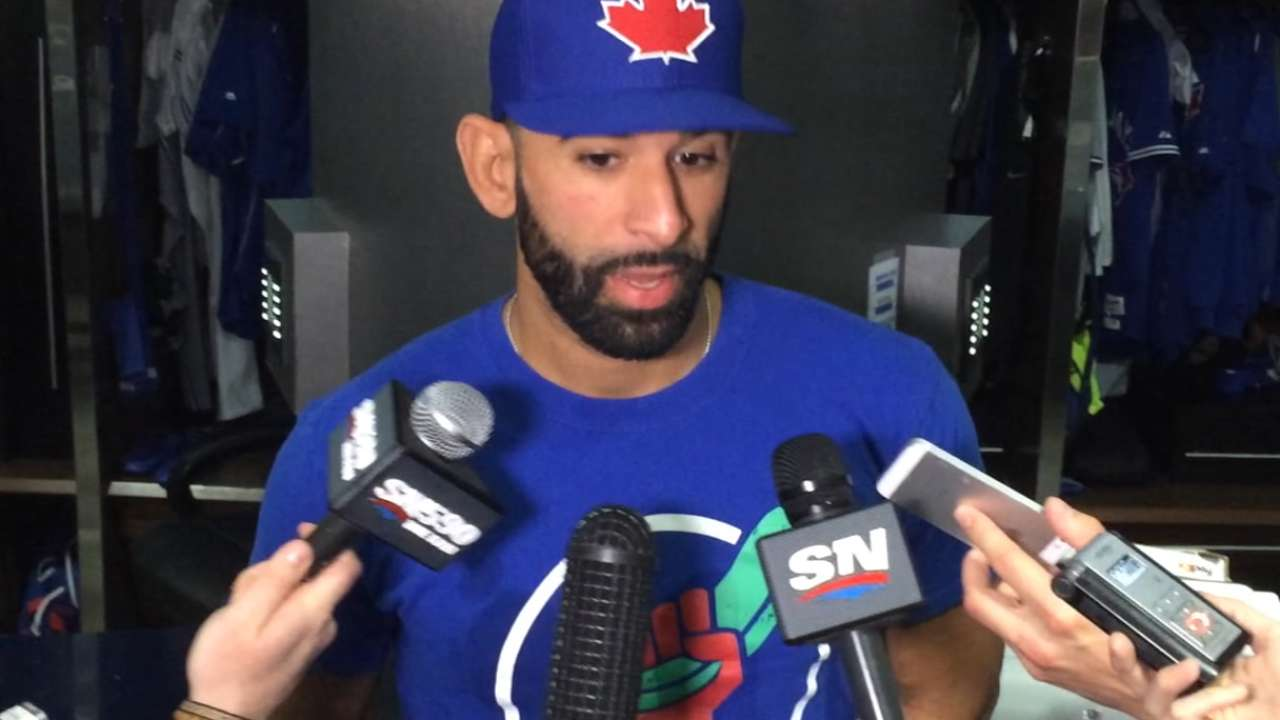 Tempers flare at Rogers Centre