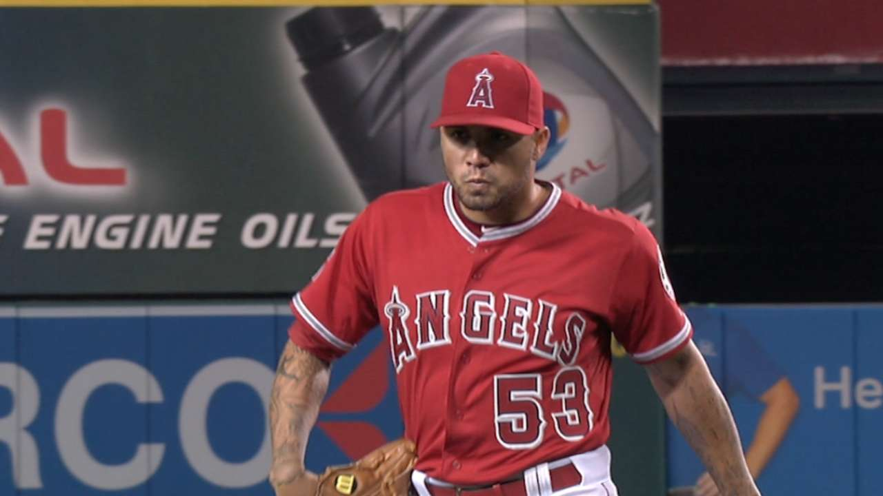 Santiago's resurgence is just what Angels need