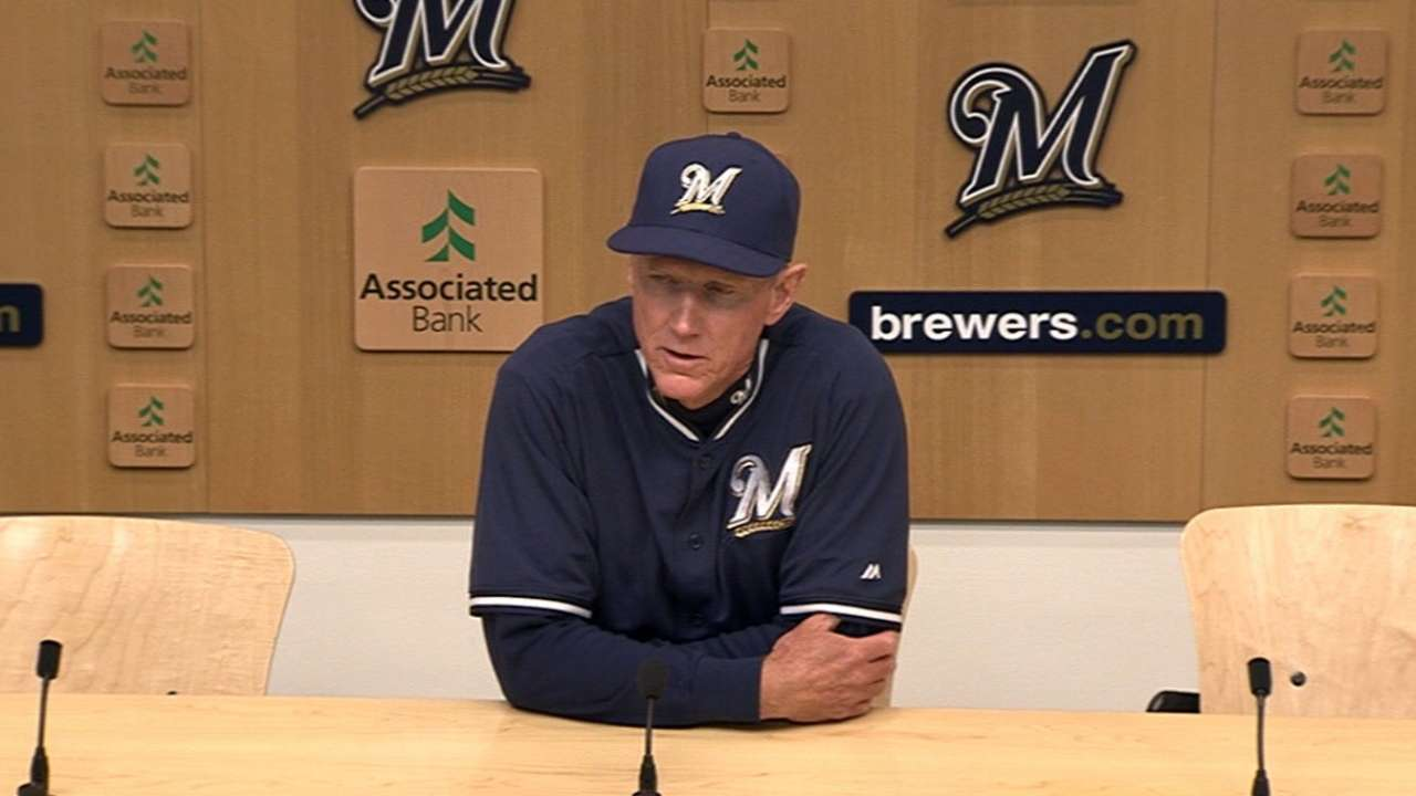 Attanasio says manager, GM not to blame for slow start