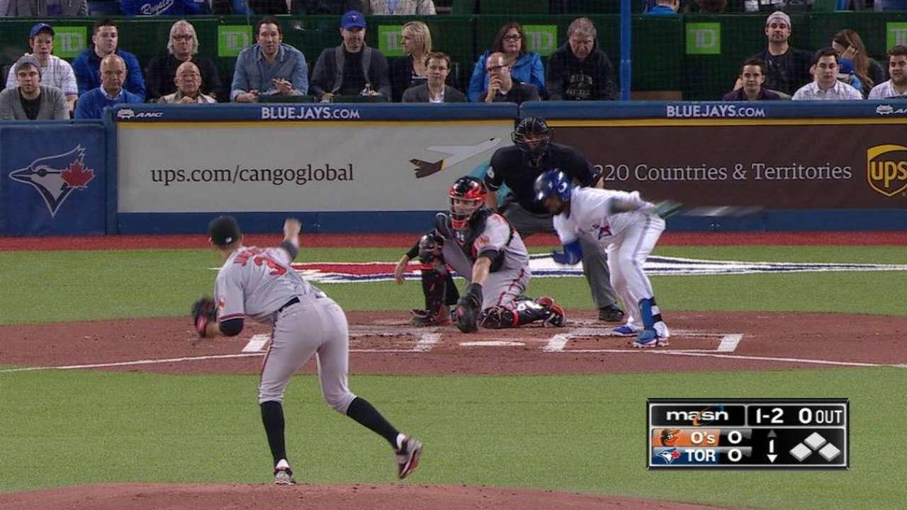Ubaldo allows first runs of '15 on 2 big swings