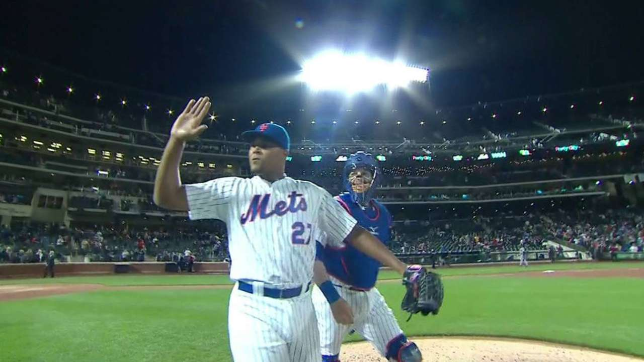 Amazin' run by Mets is just that -- amazing