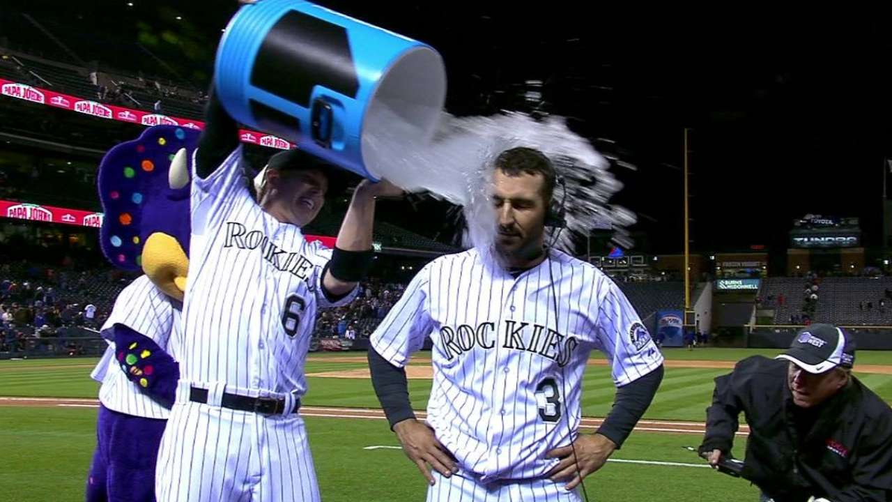 Descalso gets a cold shower