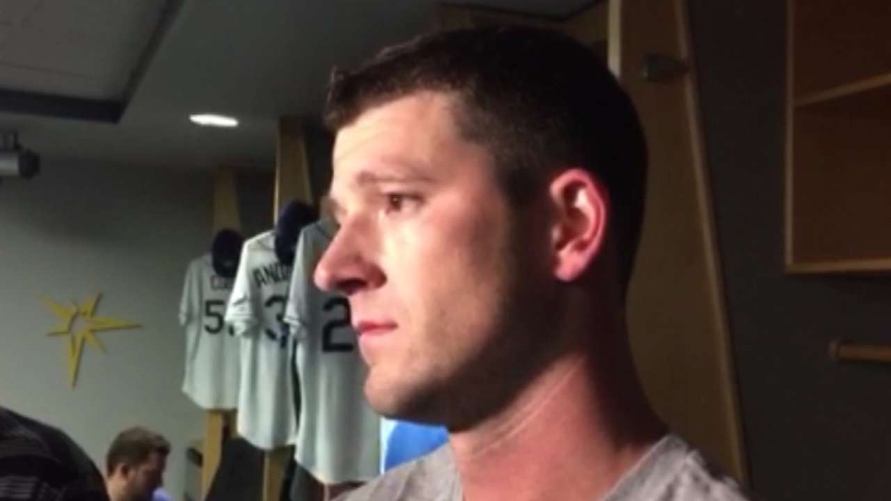 Rays send down pair to make room for Smyly, Loney