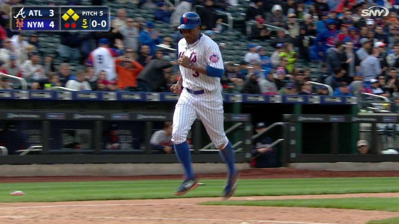 Campbell draws bases-loaded walk