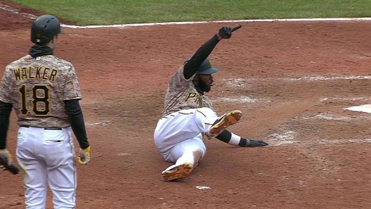 8-pitch at-bat by Polanco impresses Hurdle